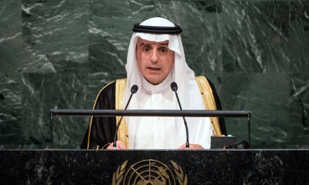 Saudi Arabia H.E. Mr. Adel Ahmed Al-Jubeir Minister of Foreign Affairs