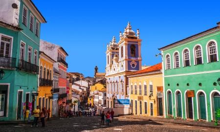 North-east-brazil-Salvador-pelourinho