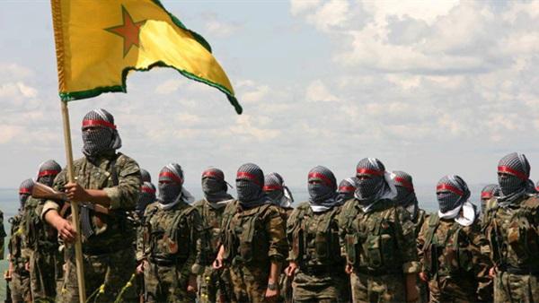 ypg curdo