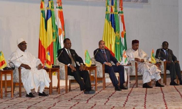 Sahel-G5-summit