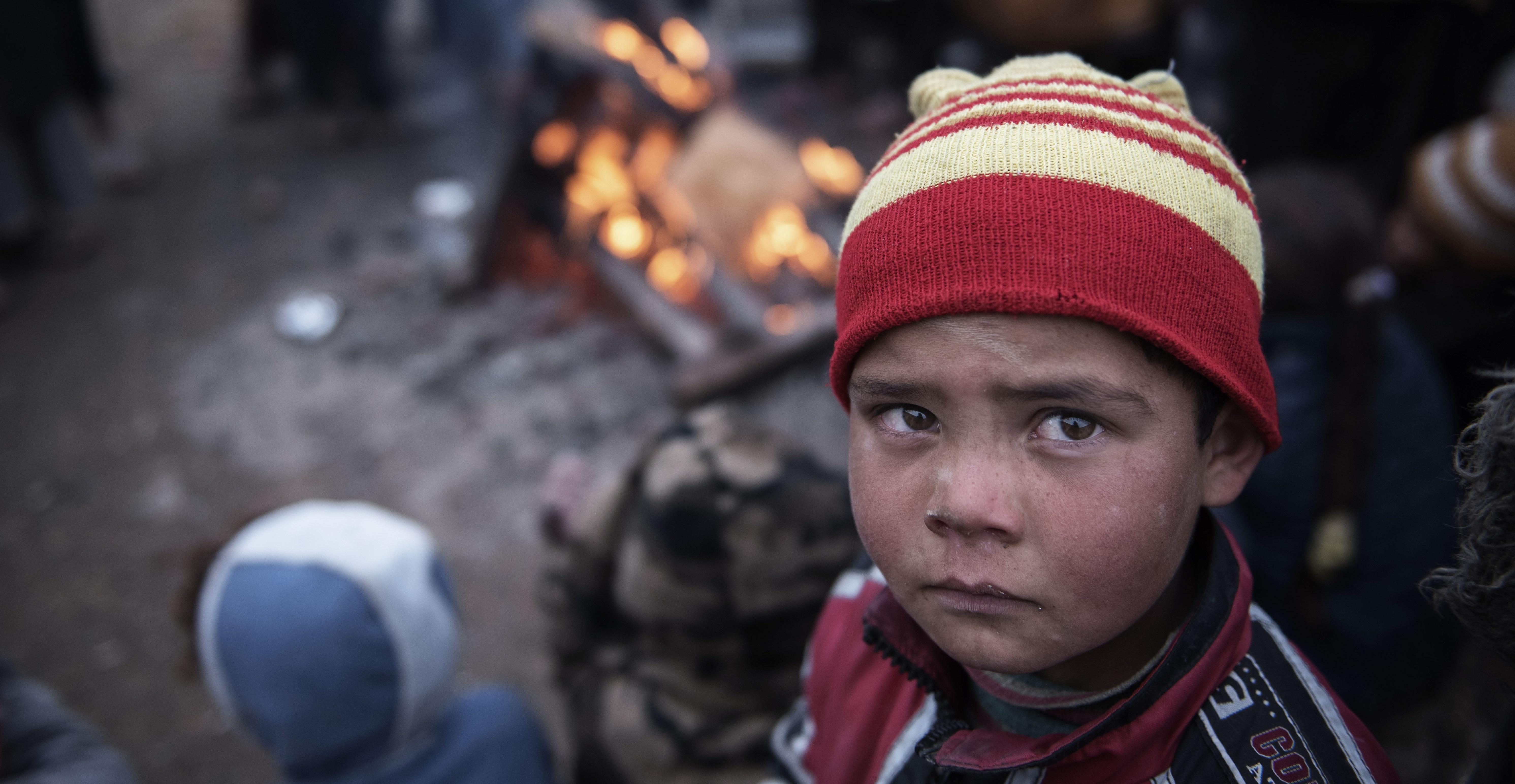 100 mil crianças em risco em Mossul — UNICEF