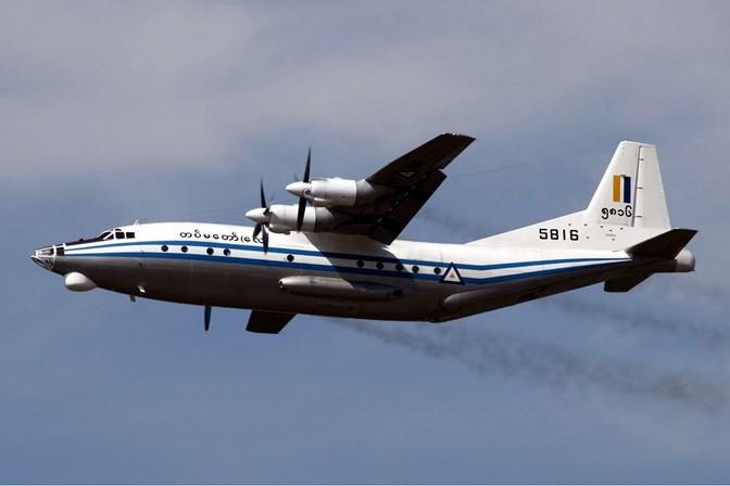 Avião militar desaparece com 114 pessoas no sudeste de Mianmar