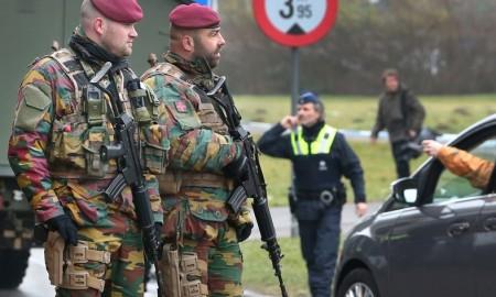 militares belgica