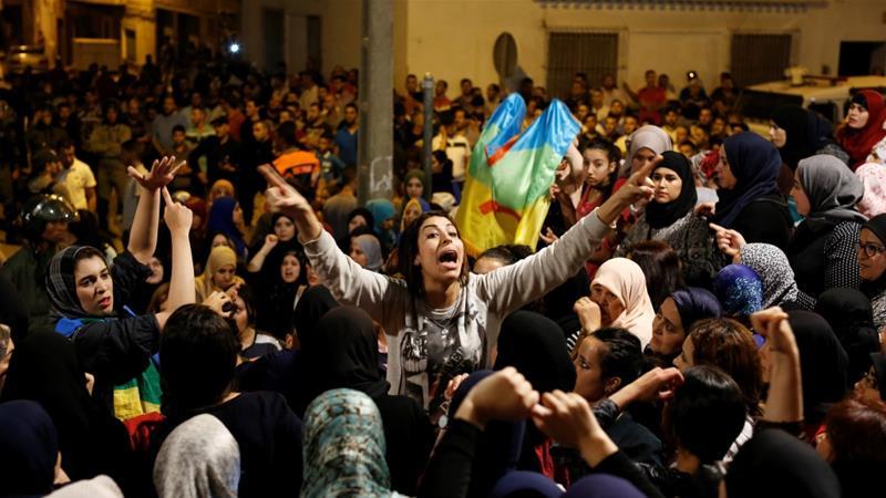 protestos rabat