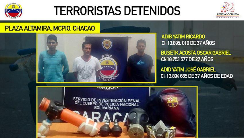 venezuelaPTterroristas