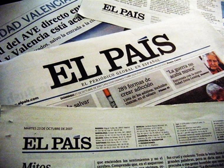 Jornal espanhol