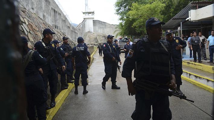 28 mortos durante confrontos em prisão de Acapulco — México