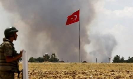 fronteira turca