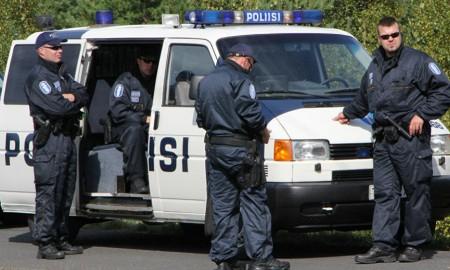 policia finlandia