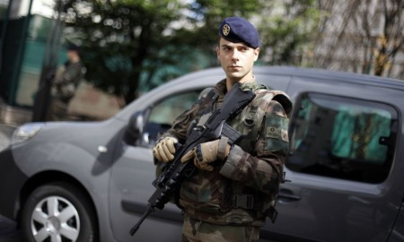 soldado franca