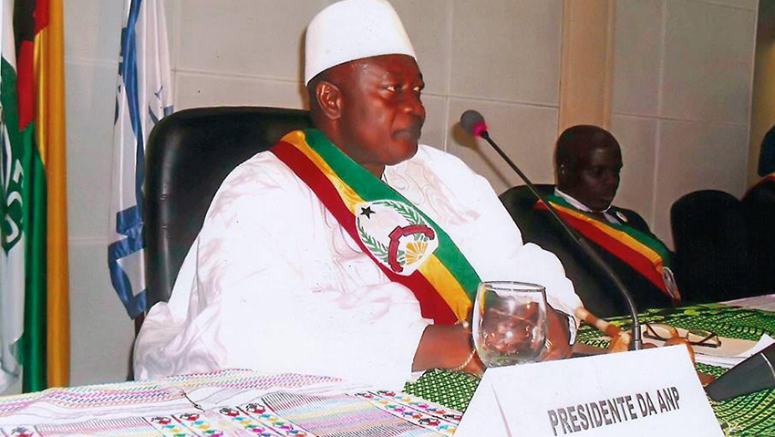 Guiné-Bissau assume a presidência rotativa da Assembleia Parlamentar da CPLP