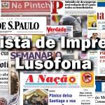 capa da Revista de Imprensa Lusófona