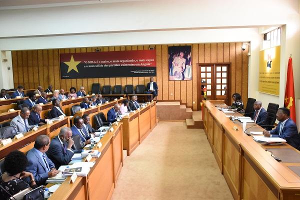 Angola: MPLA enaltece papel dos Comités de Ação