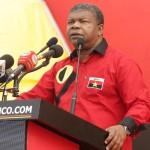 Presidente de Angola e líder do MPLA, João Lourenço