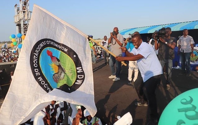 partido moçambicano MDM