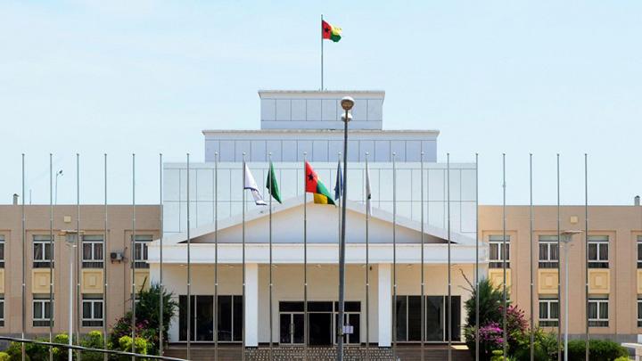 RGB, Palácio Governo
