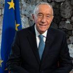 Presidente Marcelo Rebelo de Sousa Portugal