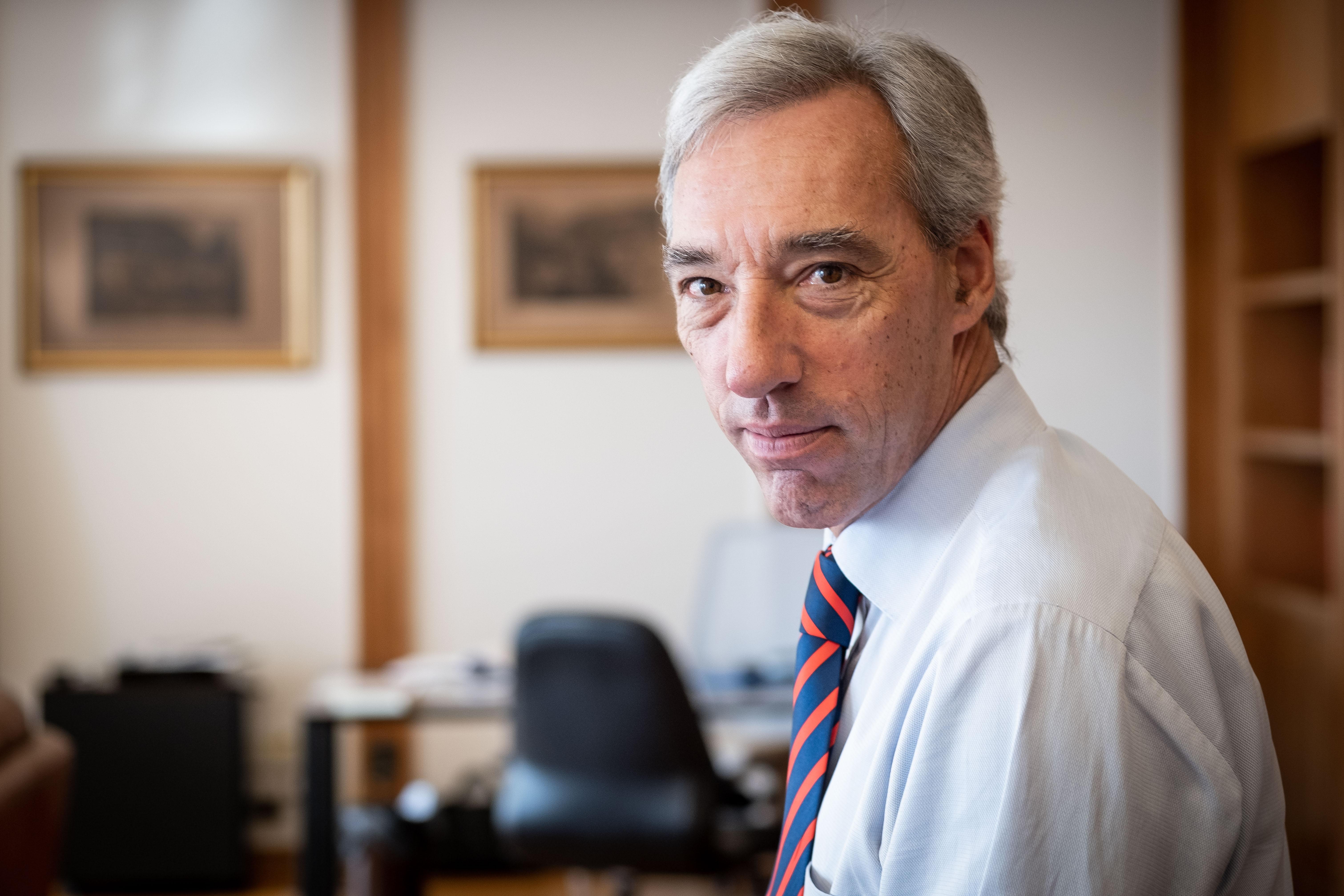 Ministro da Defesa de Portugal, João Gomes Cravinho