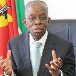 Ministro da Economia e Finanças de Moçambique, Adriano Maleiane