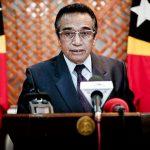Presidente de Timor-Leste, Francisco Guterres Lu-Olo