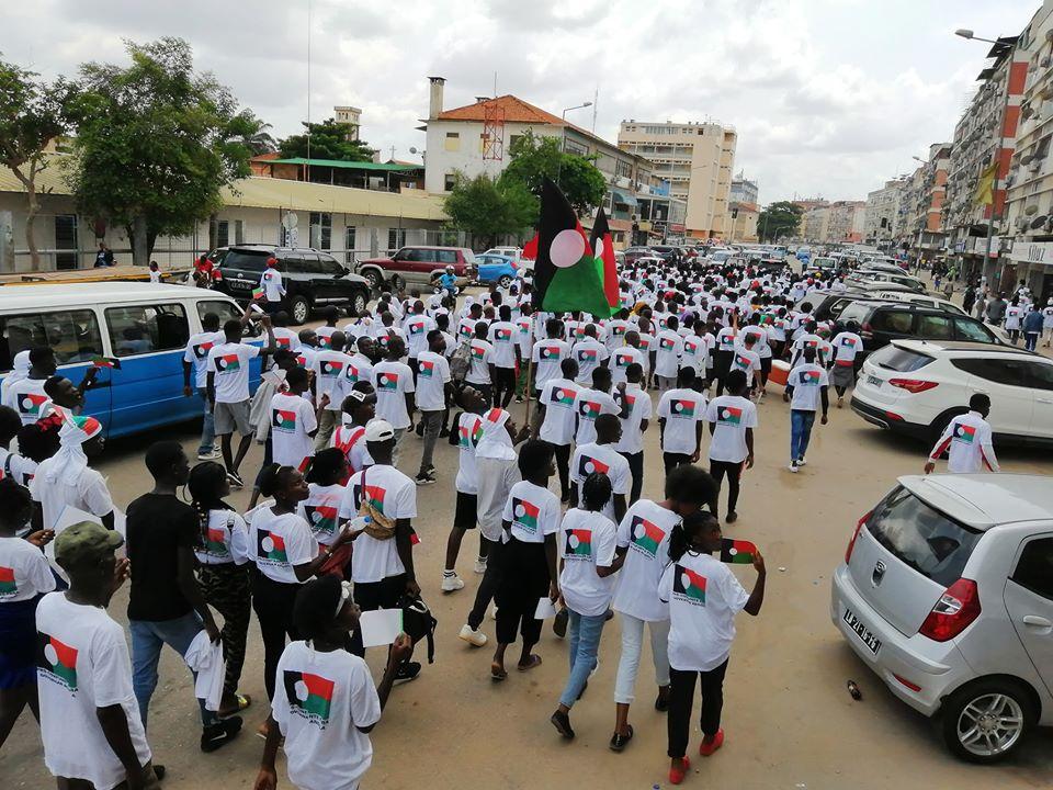 Angola: PRS acolhe mais de 300 membros do PRA-JA e CASA-CE