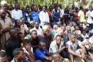 Moçambique: Resgatados 21 deslocados em Cabo Delgado