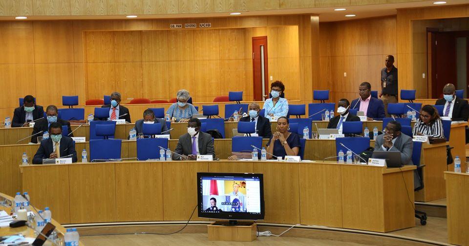 PAICV na Assembleia de Cabo Verde