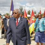 Ex-Presidente de Moçambique, Armando Guebuza