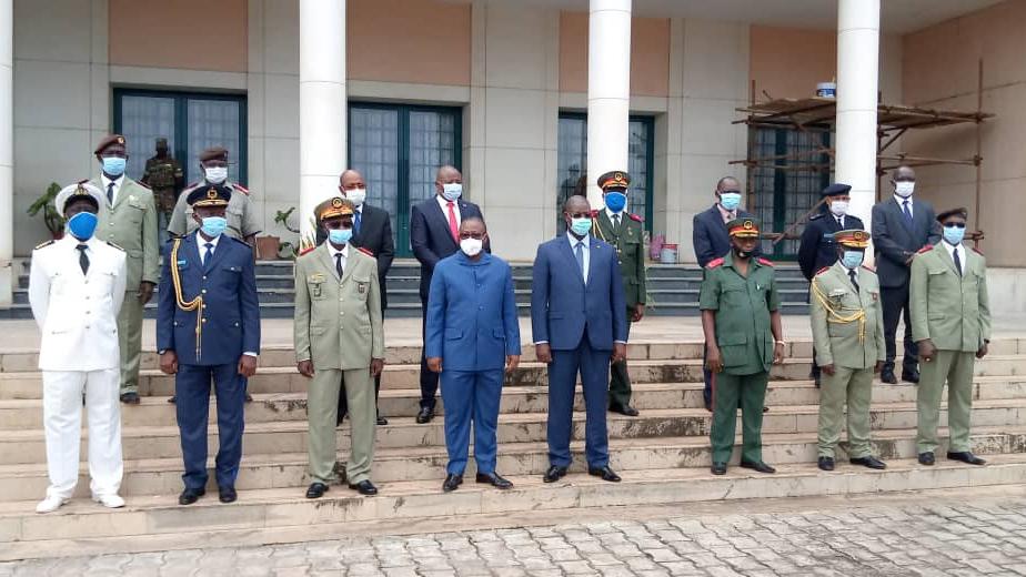 Guiné-Bissau USE militares