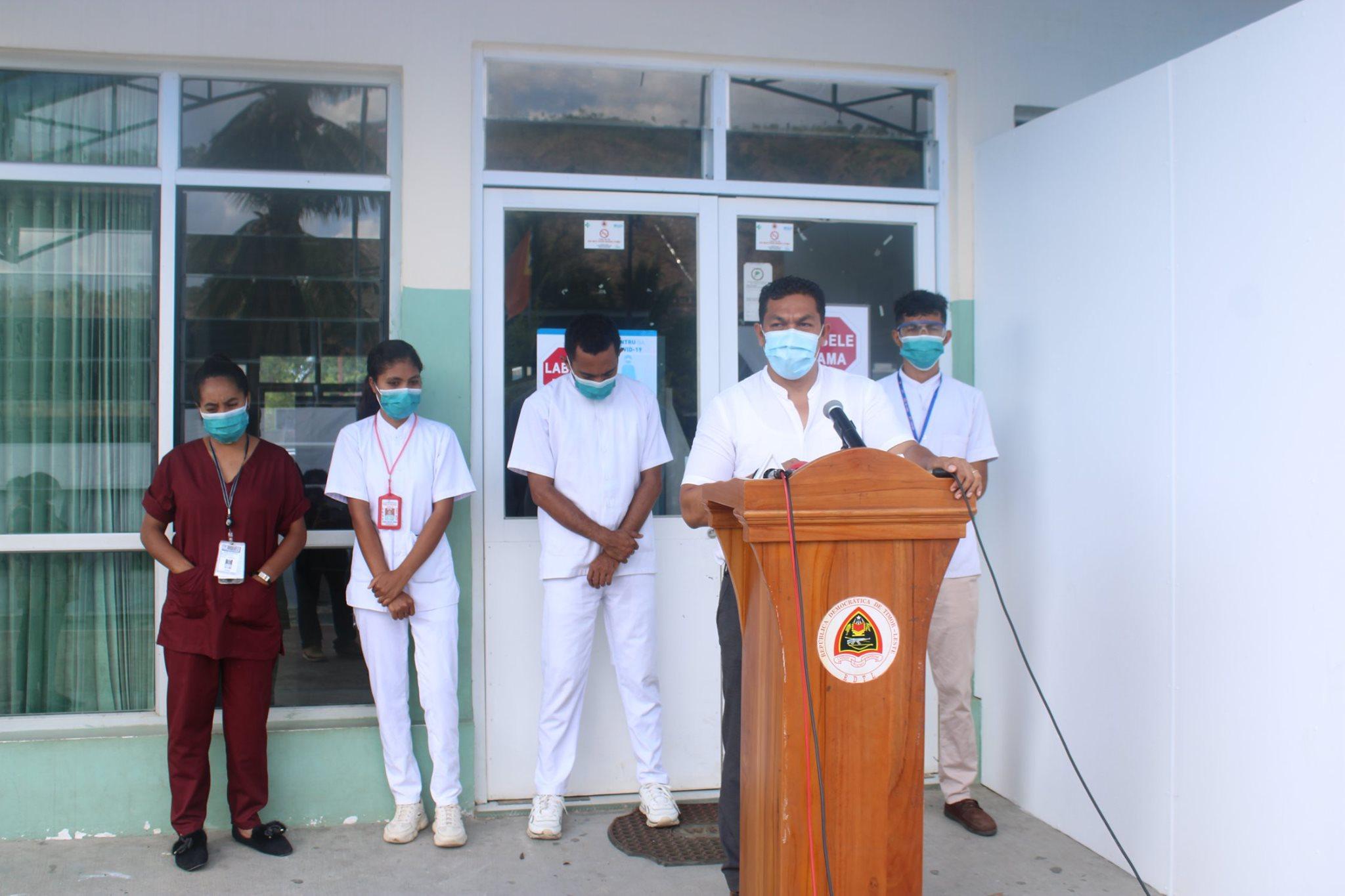 Ministério da Saúde de Timor-Leste