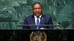 Nyusi lança candidatura de Moçambique ao Conselho de Segurança da ONU