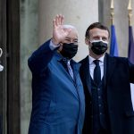 António Costa Emmanuel Macron