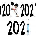 Cartoon: 2020-2021.