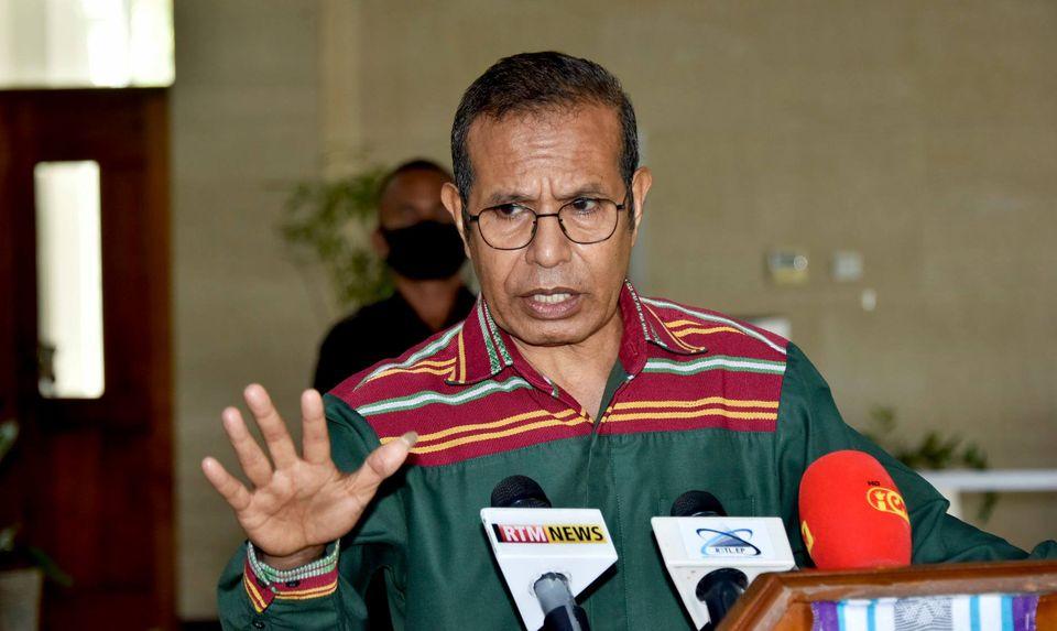 Primeiro-ministro de Timor-Leste, Taur Matan Ruak