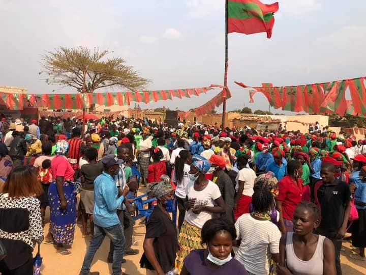 Angola: UNITA preocupada com actos de intolerância política