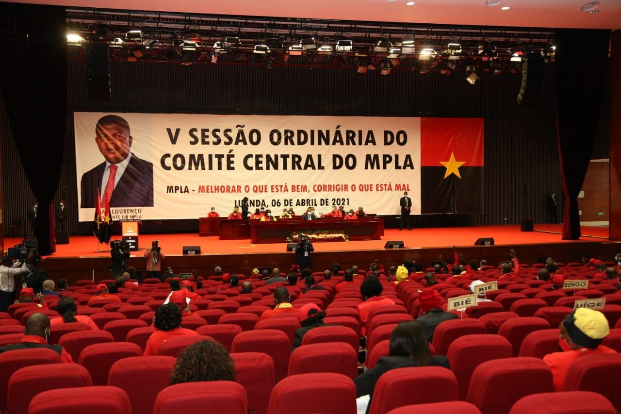 Comité Central do MPLA