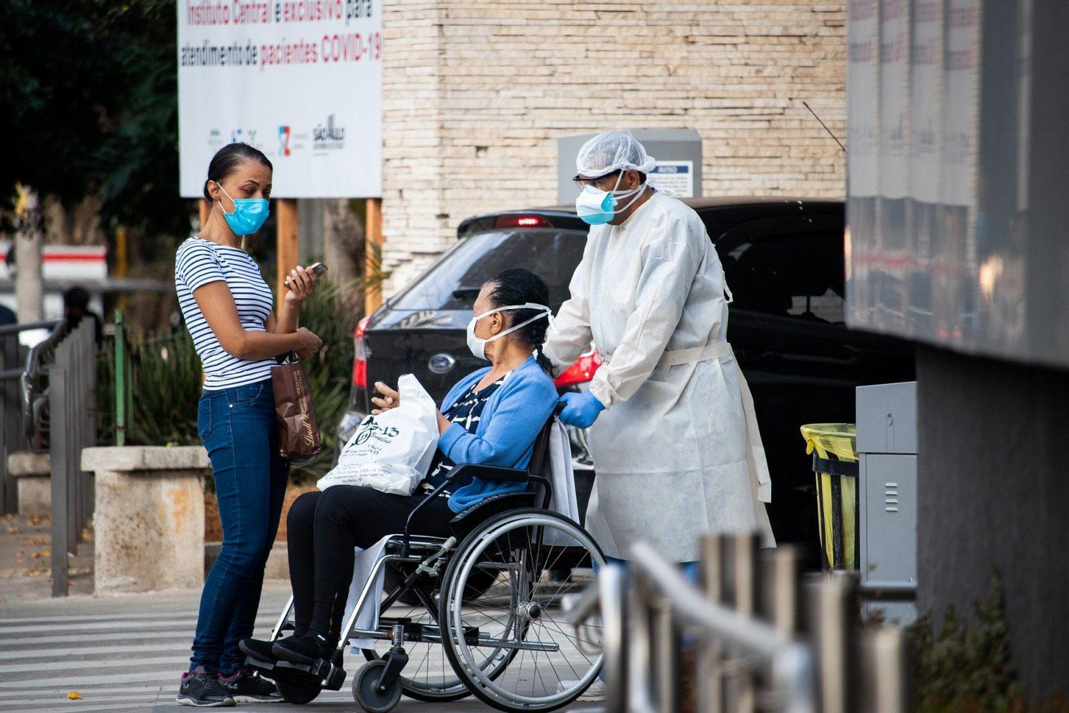 Brasil:  Banco Mundial diz que a pandemia trará efeitos negativos nos próximos nove anos