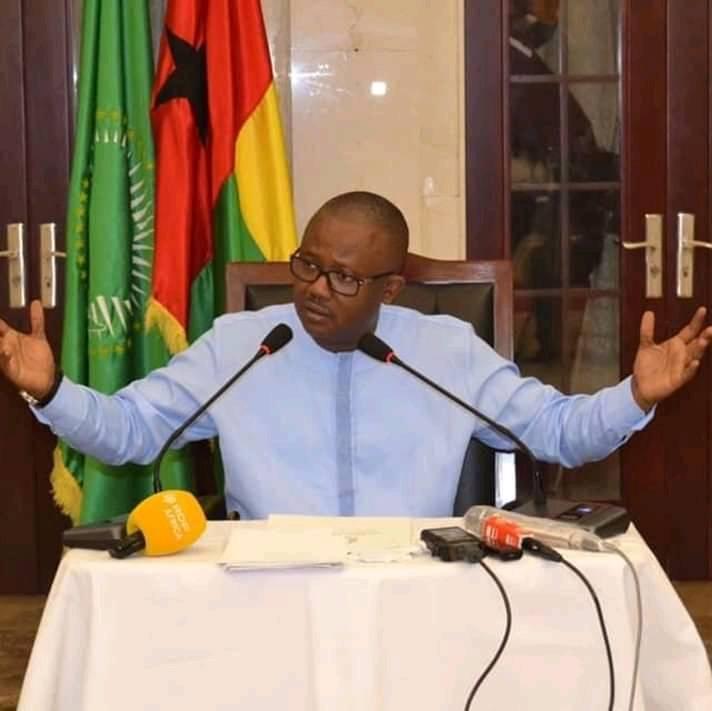 Presidente da Guiné-Bissau pede melhor tratamento para guineenses em Cabo Verde