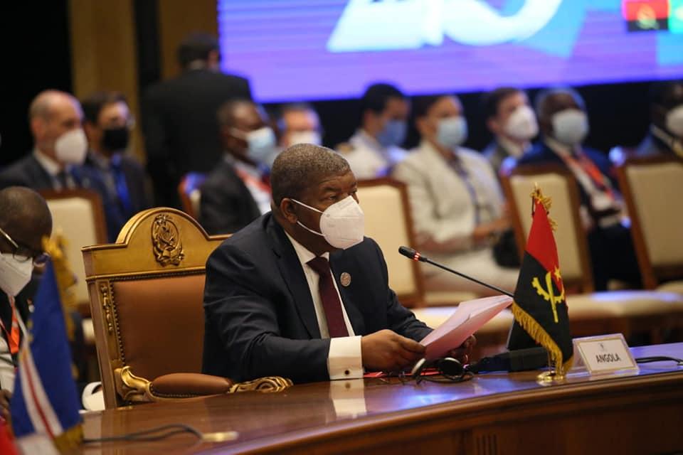 Angola: João Lourenço sugere criação de banco de investimentos na CPLP