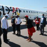 Membros do MPLA no Cunene, em Angola