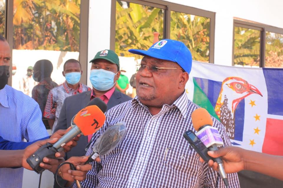 Moçambique: Momade considera ilegal tropas ruandesas em Cabo Delgado