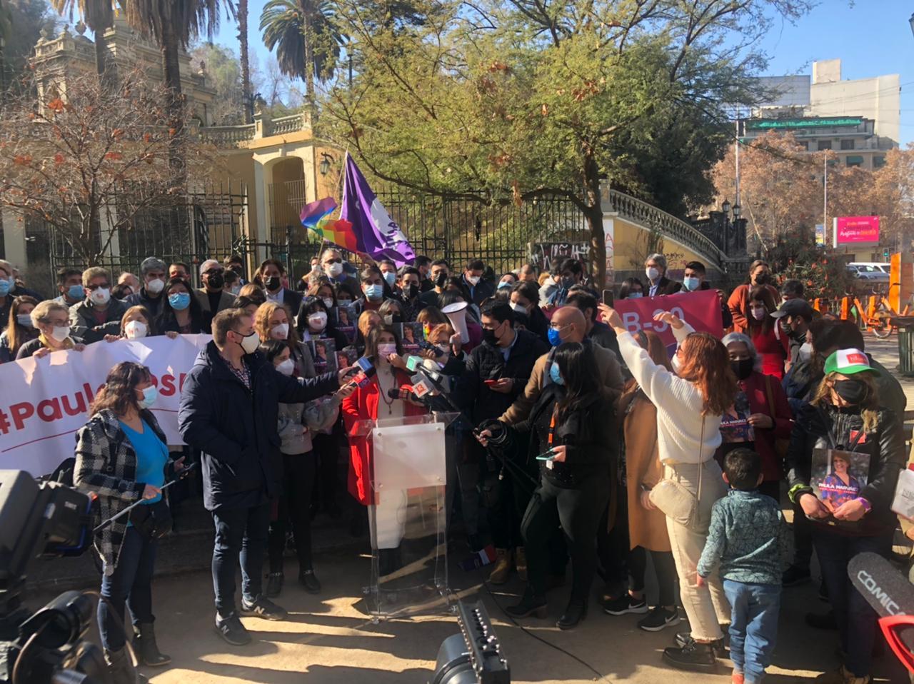 "Chile: Candidato socialista abre ""fogo político"" após as primárias presidenciais"
