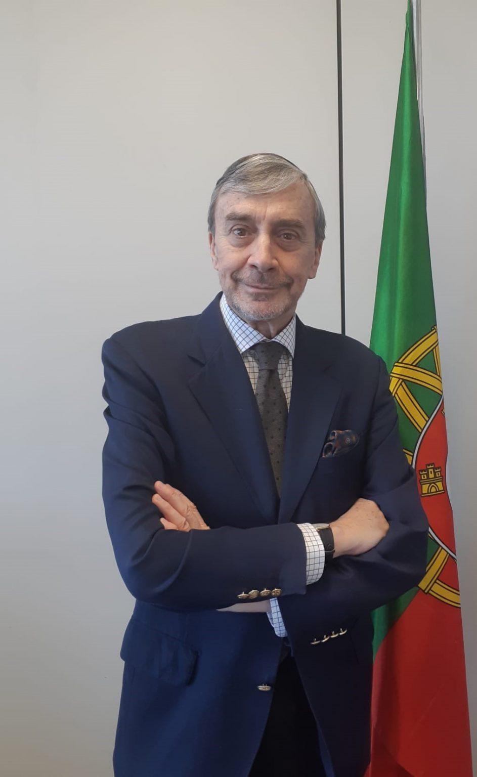 Parte I: Entrevista a António Ricoca Freire, embaixador de Portugal na Suíça