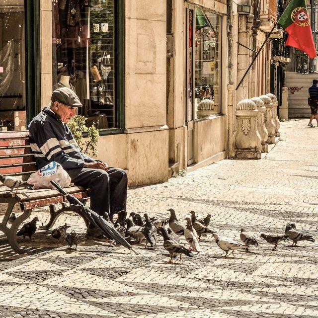 Portugal regista mais 2.595 novos casos de covid-19 e 14 mortes. Internamentos baixam.