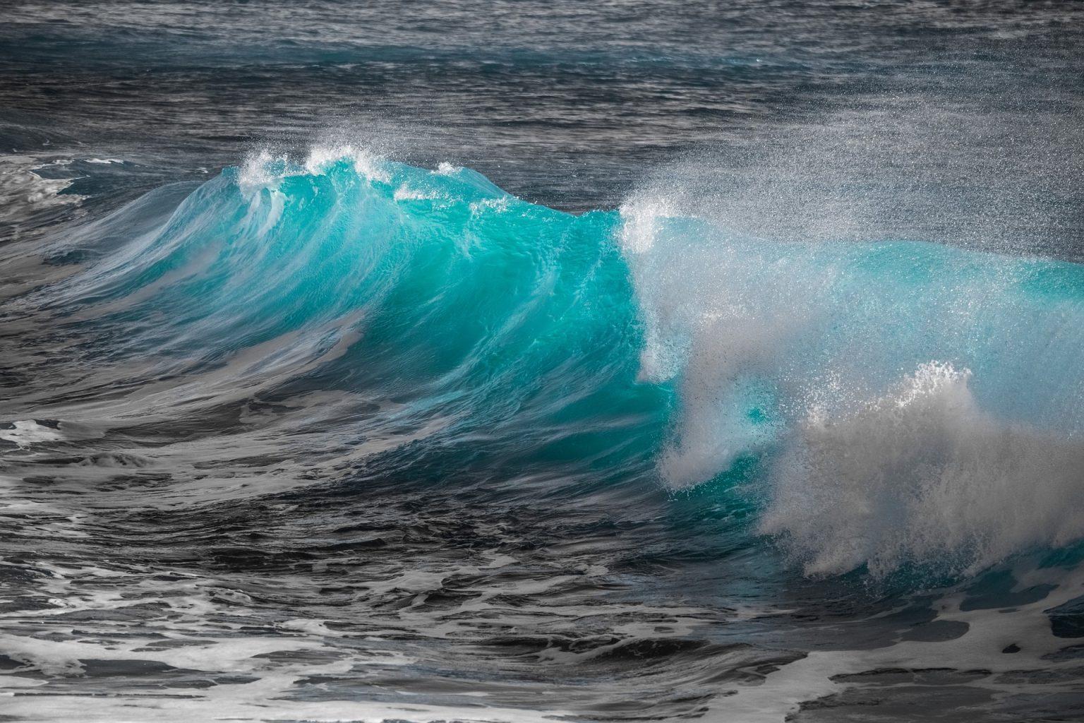 EUA anunciam milhões em financiamento para projetos focados em tecnologia de energia das ondas