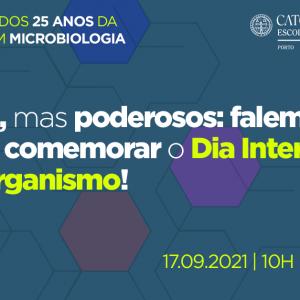 Universidade Católica assinala Dia Internacional do Microrganismo com debate