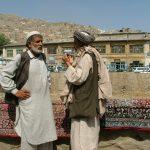 Afeganistão habitantes
