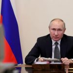 Vladimir Putin Presidente Rússia