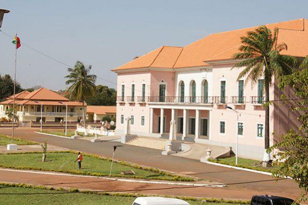 Palácio da República, Bissau