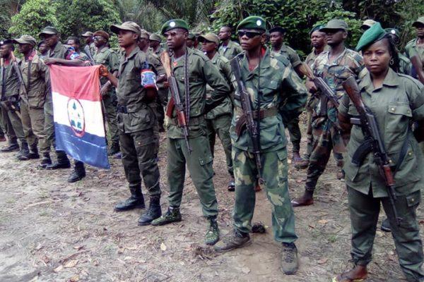 FLEC-FAC Cabinda